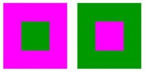 circulo cromatico contraste